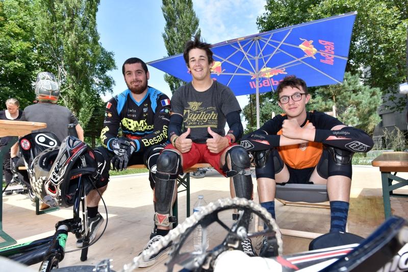 20180818 Red Bull Pumptrack, Balzers - Aus France - Jean, Damien, Thibaut _Nils Vollmar